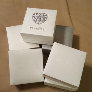 Pandora gift boxes